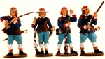 English Civil War Musketeers #1 - fully painted