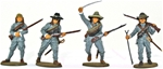 English Civil War Musketeers #2 - basic painted