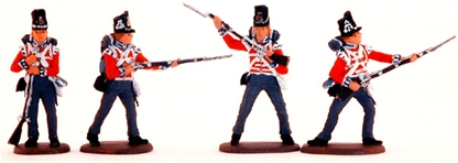 1812 British Guard Infantry - fully painted