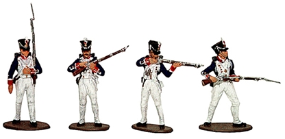1812 French Line Infantry