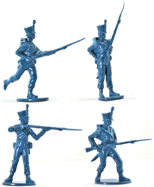 Napoleonic Dutch Infantry