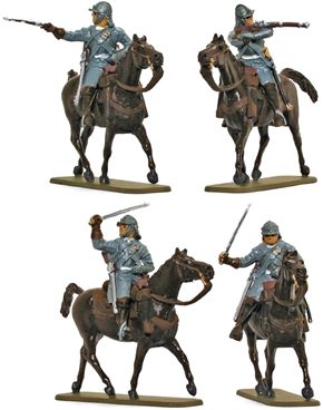 English Civil War Cav - Ironsides - Basic paint