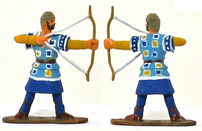 Ancient Persian Archer Regiment - Fully painted