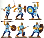Ancient Persian Missile Troops - Fully painted