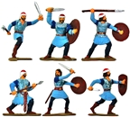 Ancient Persian Officer Corps - Fully painted