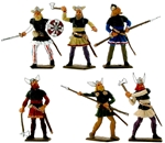 Vikings/Gauls - fully painted version