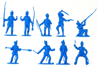 Mexican Infantry Set #3