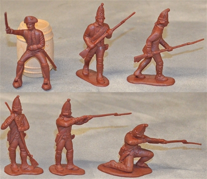Hessian Infantry
