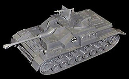 WWII German Stug IV