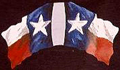 Texas 'Lone Star' Flag