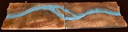 River Terrain Sections