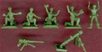 WWII Machine Gun and Mortars - low stock