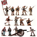 BMC Confederate Infantry - Fully painted