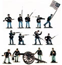 Union Army - Fully painted - save 40%