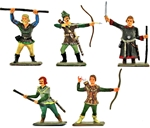 Robin Hood - Fully painted