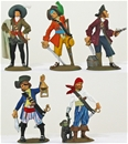 Pirates - Fully painted version