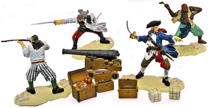 Pirates Attack Set #1