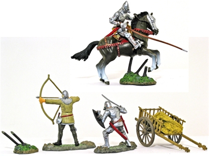 Knights Attack Set #1
