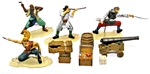 Pirates Attack Set #2