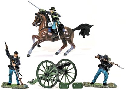 Union Army Action Set #2 - only 3 remain!