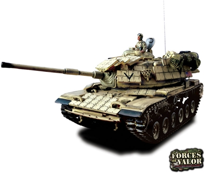 USMC M60 A1 'Patton' Medium Tank