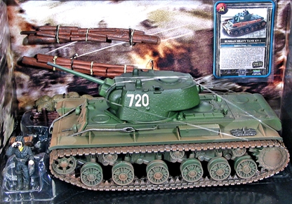Russian KV-1 Heavy Tank - out of production