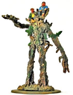 Treebeard - Mighty Ent - metal version