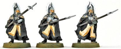 Guards of the Fountain Court - metal kits