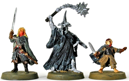 The Fall of the Witch King - original metal kit