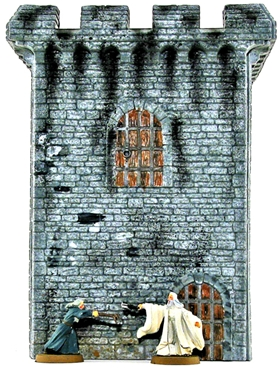 Fortress Tower Kit - retired but in stock