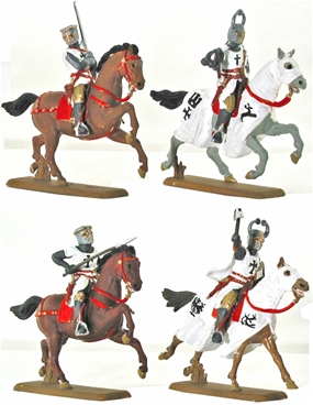 Teutonic Knights - Fully painted