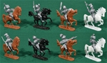 Mounted Knights - only 8 sets remain in stock