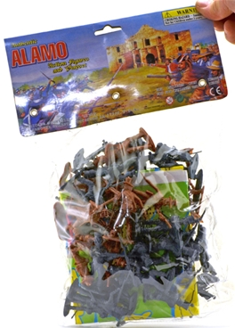 Alamo Figure Set - stock remains