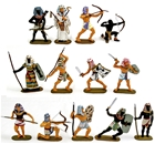 Ancient Egyptians - Fully painted