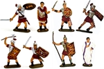 Ancient Romans - Fully painted