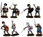 King Arthur's Knights - Fully painted