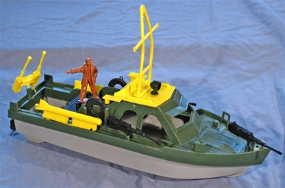 U S P T Boat Best Selection Of Plastic And Metal Toy