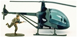 Scout Helicopter - retired
