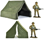 Green Army Tent - retired