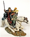 Legolas and Gimli Mounted - pre-owned complete