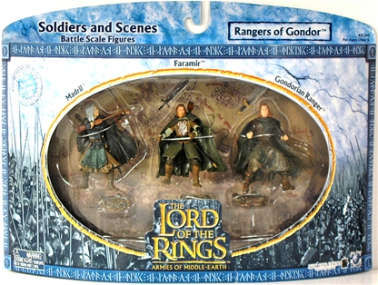 Rangers of Gondor - mint on card