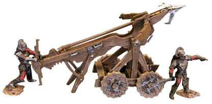 Uruk-Hai Siege Ballista - with replacement weapons