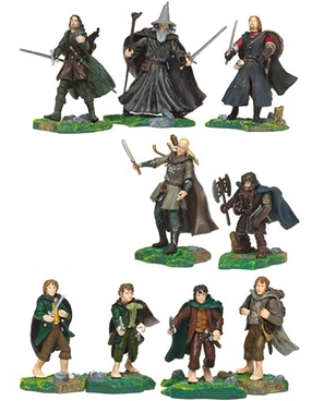 The Fellowship of the Ring - 3 left