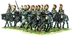 French Napoleonic Heavy Cavalry 1812-15