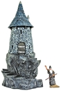 Hand Painted Wizard's Tower
