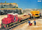 Diesel Freight Train Starter Set