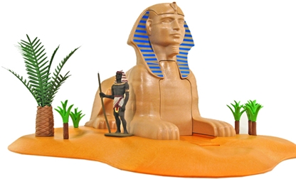 Sphinx with Mummy - out of production
