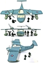 PBY Flying Boat - Seaplane - Fully painted