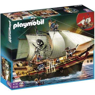 Pirate Ship - discontinued but in stock!