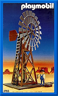 Frontier Windmill